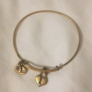 Gold Key To My Heart Alex And Ani